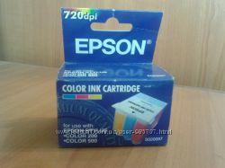 картридж Epson Stylus Color 200, 500