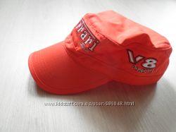 кепки FERRARI  красный, черный цвет