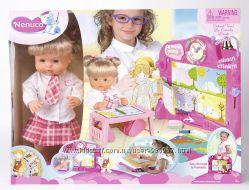 игровой набор компании Famosa - Школа и кукла Nenuco