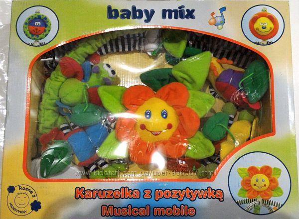 Мобили, карусельки на кроватку Baby Mix