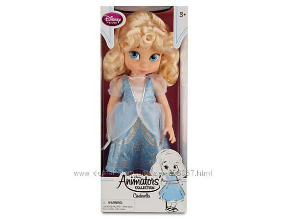 Распродажа Кукла Disney Animators Золушка Аврора Белоснежка 2013 год