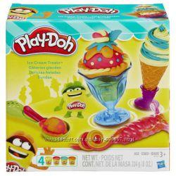 Набор для творчества Play-Doh Мороженое B1857