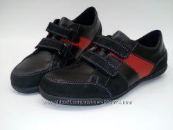 Туфли для подростка Т-12м. Натуральная кожа.