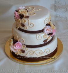 Тортики под заказ на любое торжество