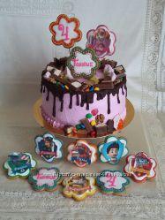 Торты, тортики, мини торты, капкейки