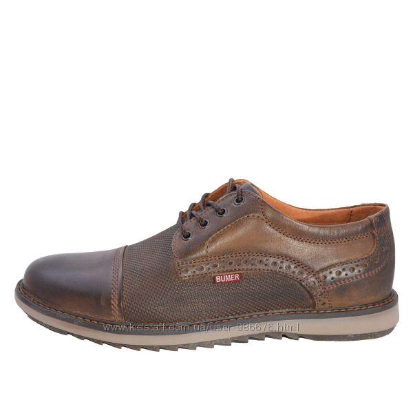 Чоловічі осінні туфлі Bumer K 12 700 e4c2d3b49c584