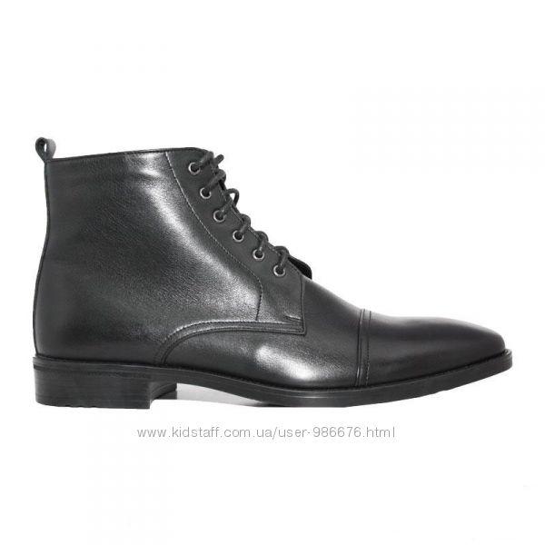 Зимові черевики Оксфорди 2593-1 0b15180b8f094