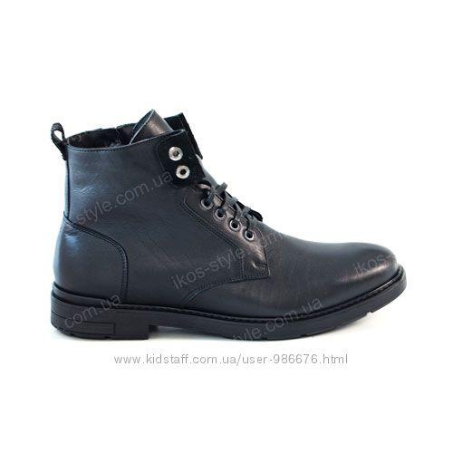 Комфортні чоловічі черевики 2639-1 e26c938cb20e5