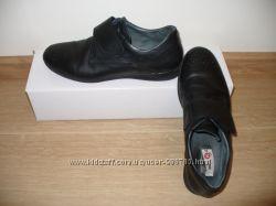 Туфли подростковые кожаные р. 39