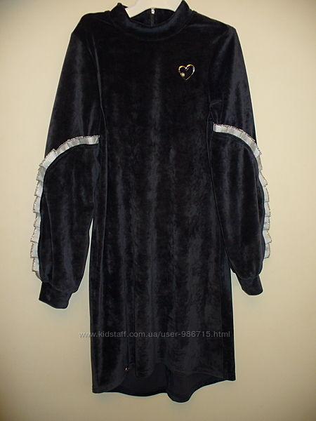 Платье для девочки р. 152