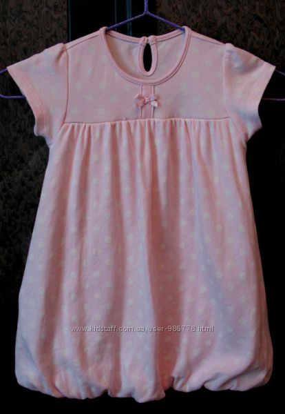 George стильное платьице плюс сарафан в подарок 2-3 гг.