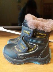 Зимние ботинки 14. 5см