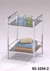Этажерка для ванной напольная BS-1034-2