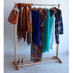 Одинарная стойка для одежды Статус