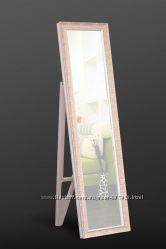 Зеркало мобильное Milan White