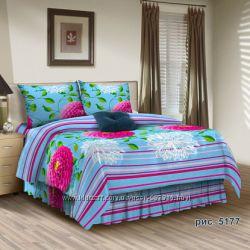 Пошив постельного белья по индивидуальных заказах