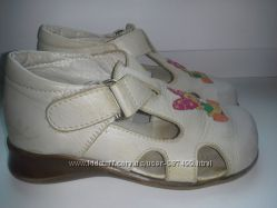 Туфли босоножки кожа Чернигов 17 см