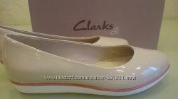 Clarks - слипоны