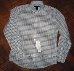 Мужская светлая рубашка Calvin Klein, 48-50