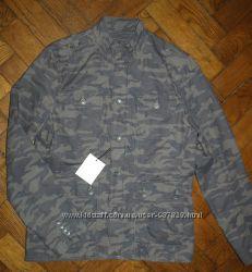 Мужская камуфляжная куртка Calvin Klein, оригинал, 48-50