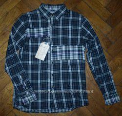 Мужская рубашка американского бренда Cohesive, разм 48-50