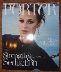 Porter журнал о моде на английском языке
