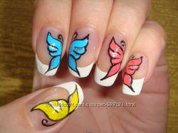 Акриловая краска для росписи ногтей в наборах и поштучно. Лояльные цены.