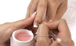 Моделирующий и камуфлирующий гель для ногтей. Разные цвета в ассортименте.