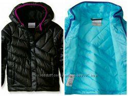 Куртка Columbia в размере  M в черном и голубом цвете
