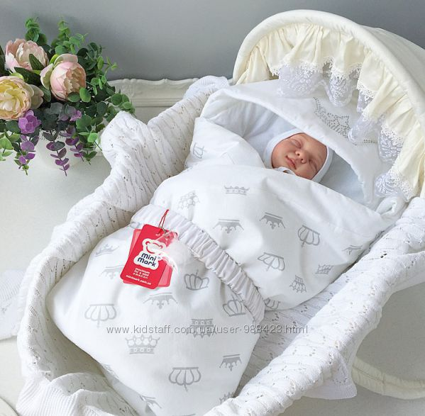 Конверт на выписку для новорожденных купить гомель