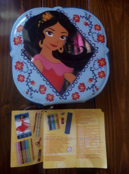 Disney пенал Елена из Авалона с наполнением, оригинал