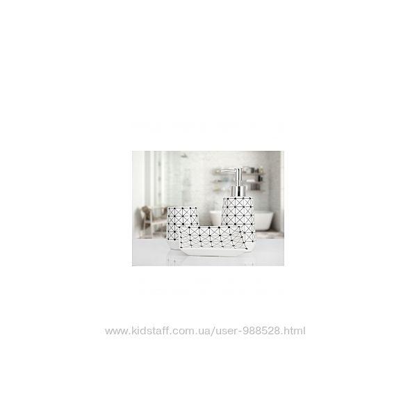 Комплект аксессуаров для ванной комнаты Irya 3 предмета