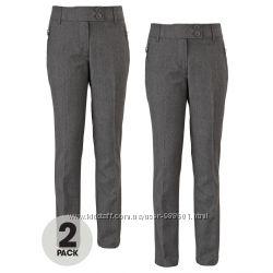 Школьные брюки Top Class для девочек с тефлоновым покрытием