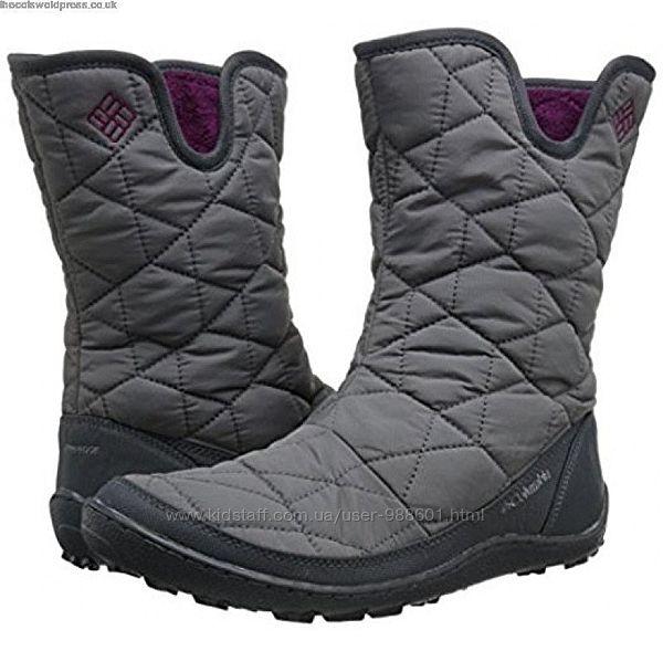 Зимние сапожки Columbia Women&acutes Minx Slip Ii Omni-Heat Snow Boot