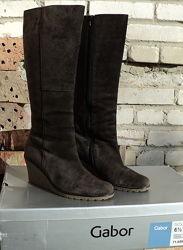 Gabor жіночі чоботи 39,5 розмір