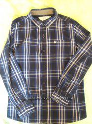 Школьная рубашка Rebel коттон