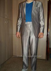 Костюм мужской 46 размер Giovanni Gilbert