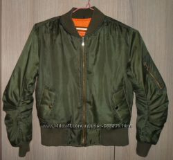 куртка курточка подростковая размер S