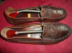 туфли мокасины кожаные 45 размер