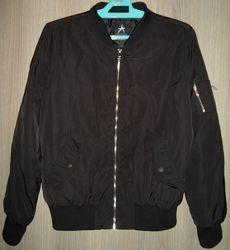 куртка курточка Бомбер подростковая размер UK-12 EUR-40 наш 4446