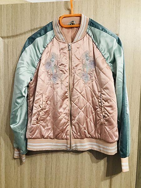 Модная курточка ветровка РО