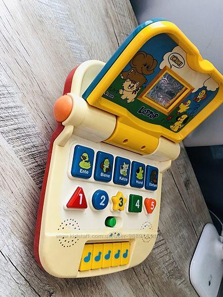 Детский ноутбук Laptop Vtech