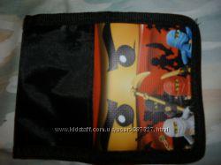Lego NinjaGo кошелёк