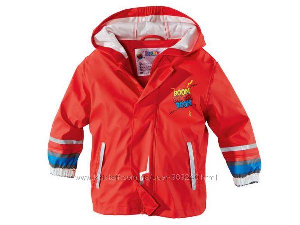 Куртка-дождевик для мальчика р. 122-128 LUPILU Германи