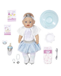 Кукла baby born, малышка, нежные объятия, беби борн, Кукла,