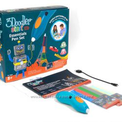 3doodler start и create 3d ручка оригинал, архитектор, уценена упаковка