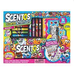 Наборы для творчества, scentos, фломастеры, мозаика, рисование, творчество,