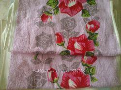 Новые полотенца для садика. И не только.