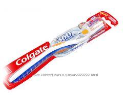 Зубные щетки Colgate 360 Глубокая чистка, Мягкая Soft, Утончённые кончики