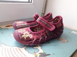 Befado Текстильные тапочки для девочки . р. 24